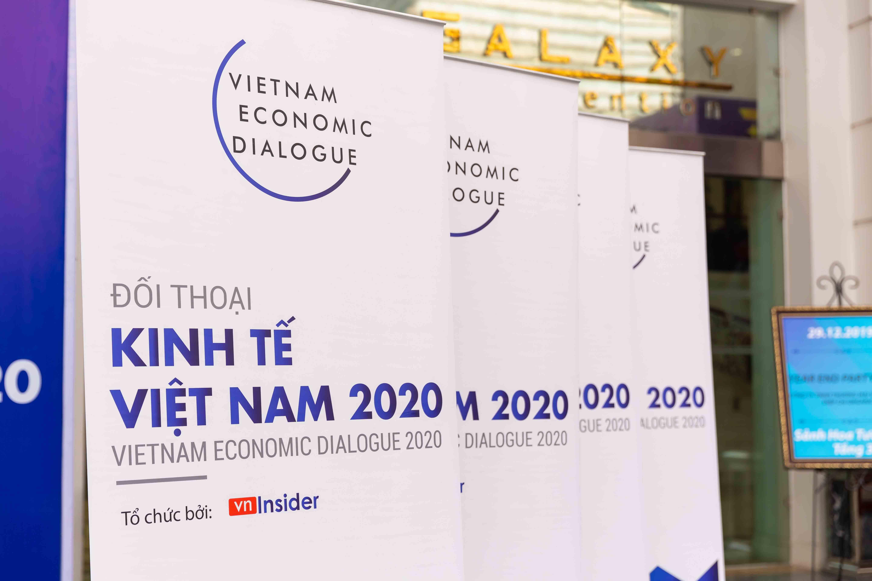 Nhận diện chương trình Đối thoại Kinh tế Việt Nam VED forum
