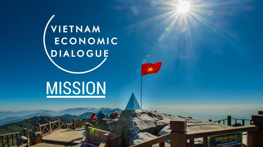 Nhiệm vụ của Diễn đàn Đối thoại kinh tế Việt Nam