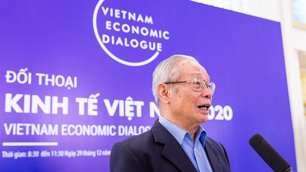 Hình ảnh ấn tương phiên đối thoại Kinh tế Việt Nam VED Forum